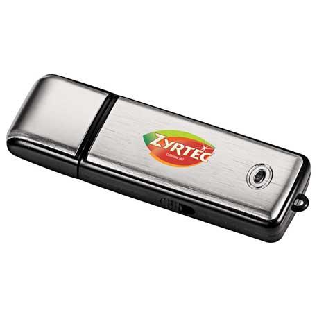 Classic Flash Drive 1GB, 1691-66 - 1 Colour Imprint