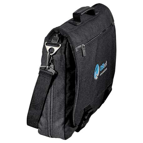 Northwest Expandable Messenger Bag, 8800-05, Embroidered Imprint