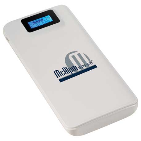 Cheetah Power Bank with Quick Charging Technology, 7121-03, 1 Colour Imprint