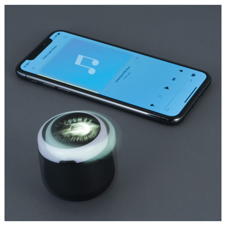 Tumbler Light Up Logo Bluetooth Speaker, 7197-11-L, 1 Colour Imprint