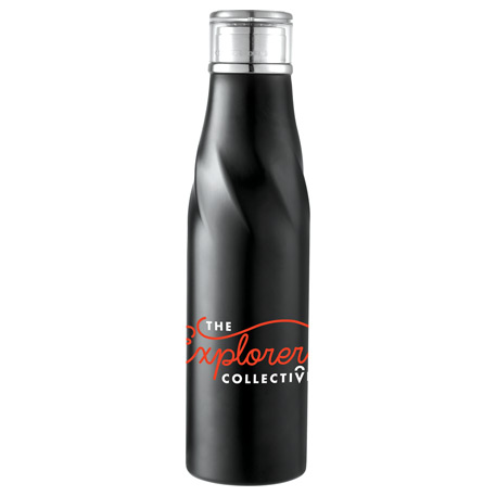 Hugo Auto-Seal Copper Vacuum Insulated Bottle 22oz, 1625-80 - 1 Colour Imprint