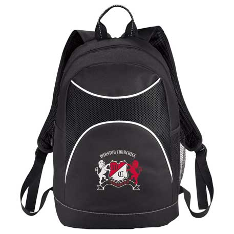 Vista Backpack, 4770-45 - 1 Colour Imprint