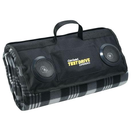 Picnic Speaker Blanket, 1080-23 - 1 Colour Imprint