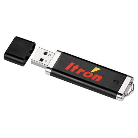 Jetson Flash Drive 1GB, 1693-44 - 1 Colour Imprint