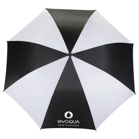 "58"" Ultra Value Auto Open Golf Umbrella, 2050-55 - 1 Colour Imprint"