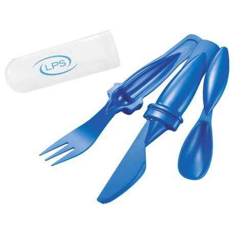 Cutlery To Go Set, 1031-13 - 1 Colour Imprint