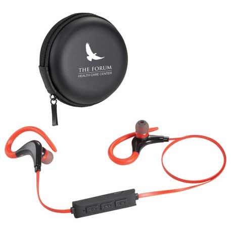 Buzz Bluetooth Earbuds, 7199-71 - 1 Colour Imprint