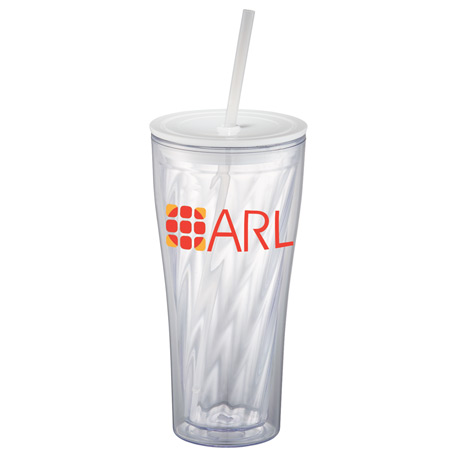 Spin Tumbler 20oz, 1625-33, 1 Colour Imprint