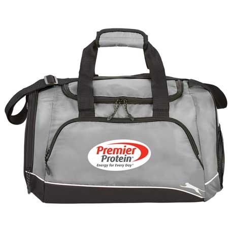 Slazenger Dash Duffel Bag, 6051-60 - 1 Colour Imprint