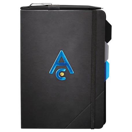 Marksman Alpha Bound Notebook, 6810-00 - Debossed Imprint