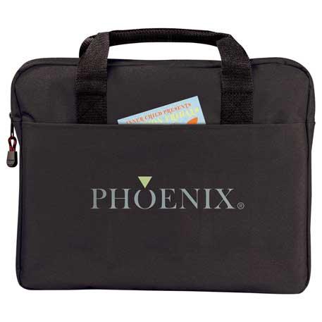 Excel Briefcase, 8100-06, Deboss Imprint