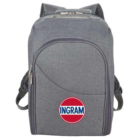 Picnic Time PT-Colorado Picnic Backpack, 8008-01, 1 Colour Imprint