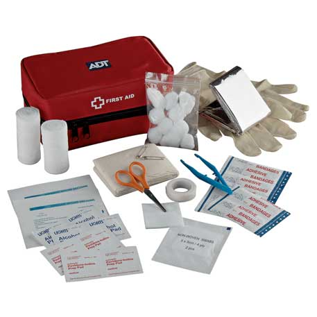 StaySafe Travel First Aid Kit, 1400-46 - 1 Colour Imprint
