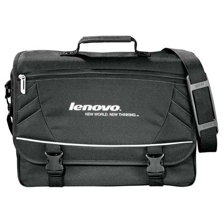 Precision Messenger Bag, 6745-15, 1 Colour Imprint
