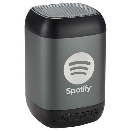ifidelity Insight Bluetooth Speaker, 7199-86, Laser Engraved Imprint