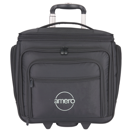 Hybrid Underseat / Carry-On Upright Luggage, 8400-45, 1 Colour Imprint