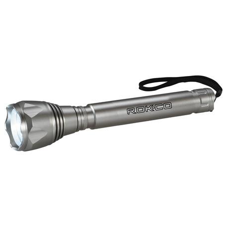 Mega Tactical Dual Output CREE 3W Flashlight, 1225-90-L, 1 Colour Imprint