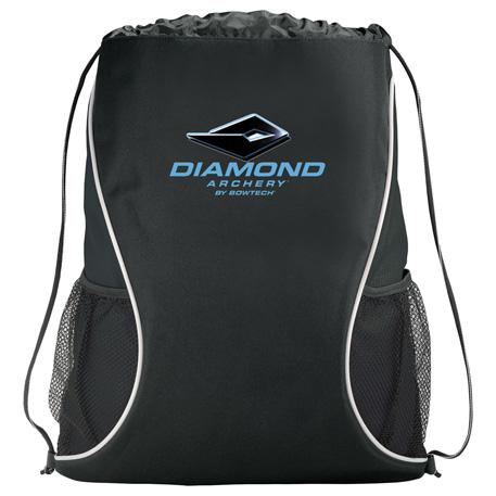 Boomerang Drawstring Sportspack, 3251-45 - 1 Colour Imprint