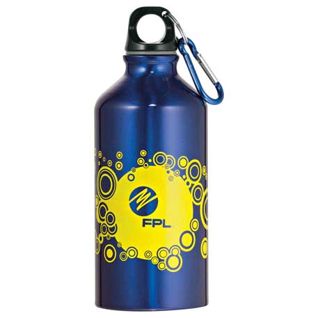Phoenix Aluminum Bottle 17oz, 1622-11, 1 Colour Imprint
