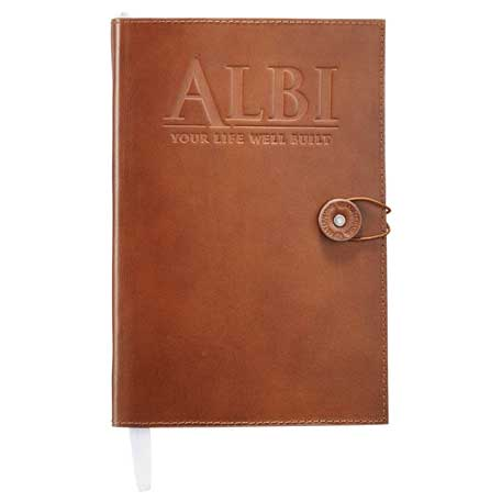Alternative Bound Journal, 9004-38, Deboss Imprint