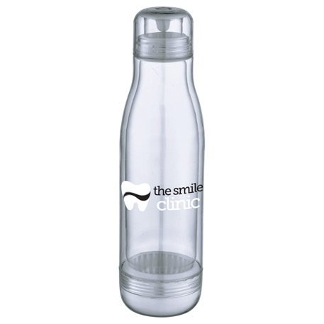 Spirit Tritan Sport Bottle with Glass Liner 17oz, 1625-74, 1 Colour Imprint