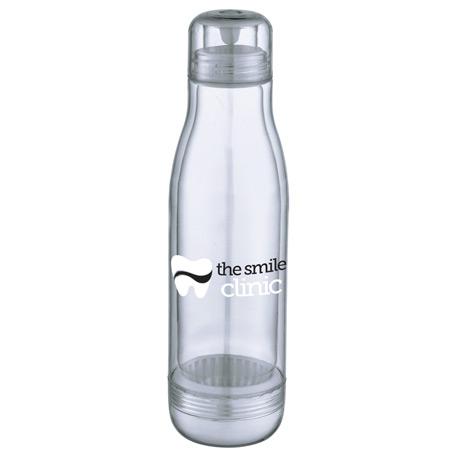 Spirit Tritan Sport Bottle with Glass Liner 17oz, 1625-74 - 1 Colour Imprint