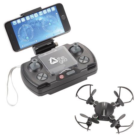 Wifi Remote Control Selfie Drone, 7140-87 - 1 Colour Imprint