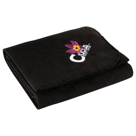 Ultra Soft Fleece Blanket, 1080-70 - 1 Colour Imprint