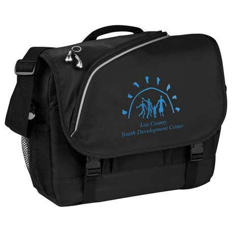 Ying Messenger Bag, 2950-82, 1 Colour Imprint
