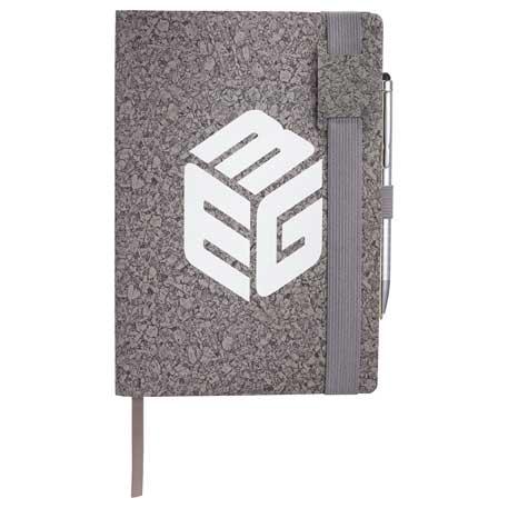 Sintra Cork Soft Bound JournalBook Bundle Set, 7200-12, 1 Colour Imprint