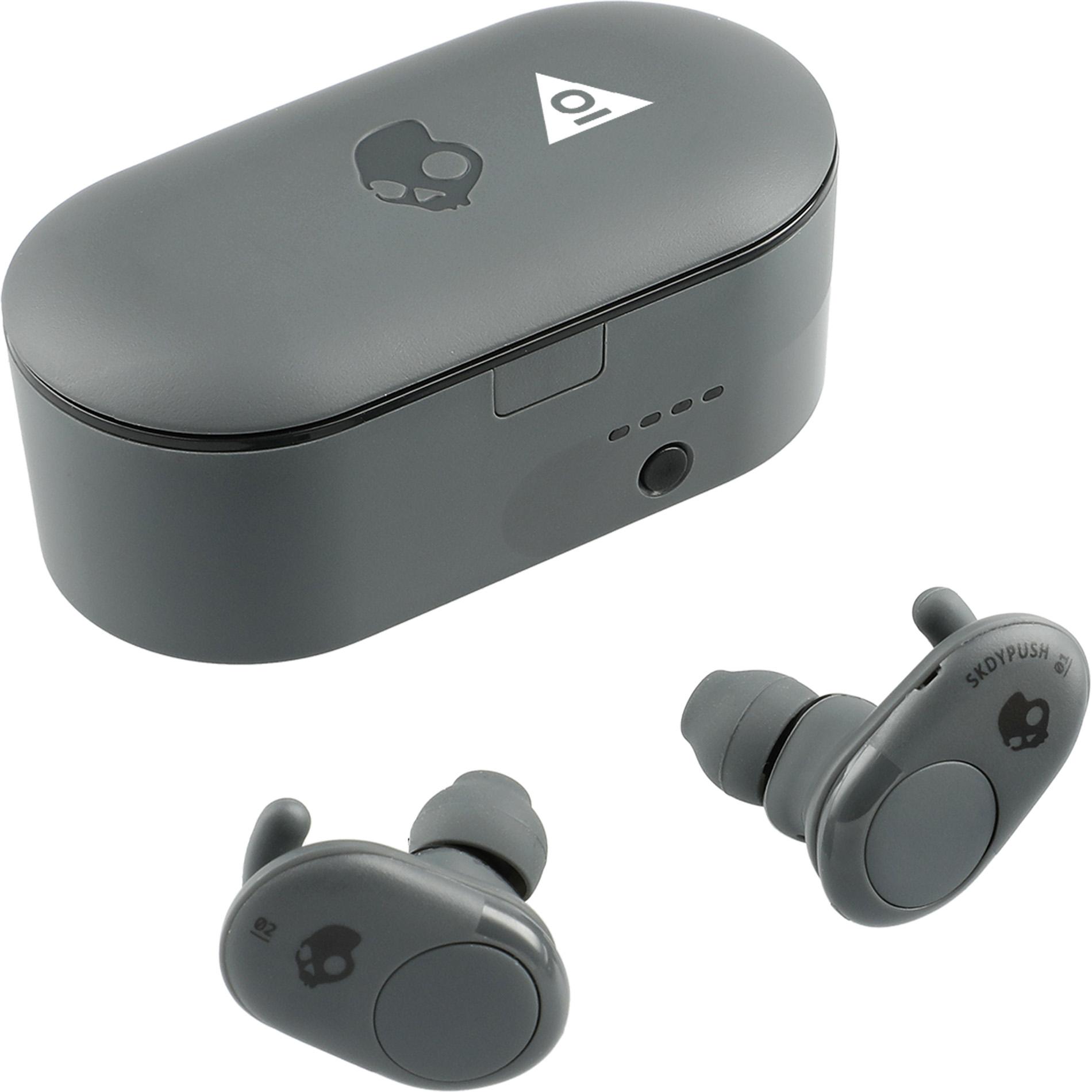 Skullcandy Push True Wireless Bluetooth Earbuds, 7196-08-L, 1 Colour Imprint