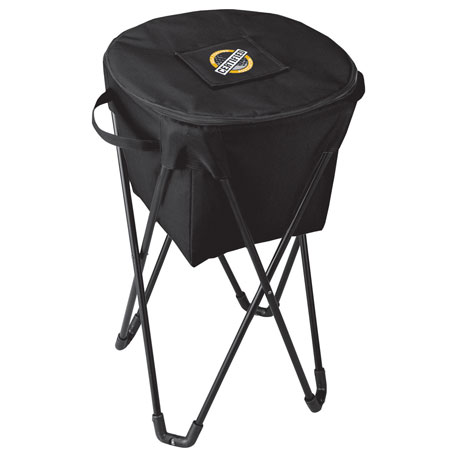 Game Day Standing 50 Can Tub Cooler, 4200-01, 1 Colour Imprint