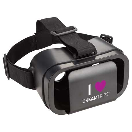 Mobile Virtual Reality Headset, 7140-78 - 1 Colour Imprint