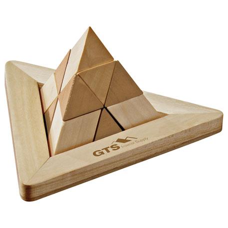 Perplexia Master Pyramid, 1240-03 - Laser Engraved Imprint