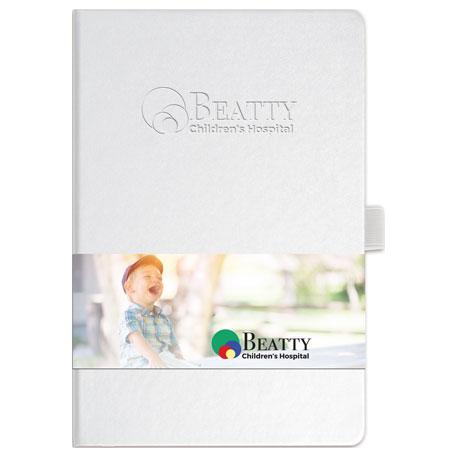 Nova Graphic Wrap Bound JournalBook, 2900-22 - Mixed-Media Deboss