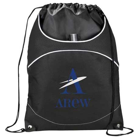 Vista Drawstring Sportspack, 4770-35 - 1 Colour Imprint