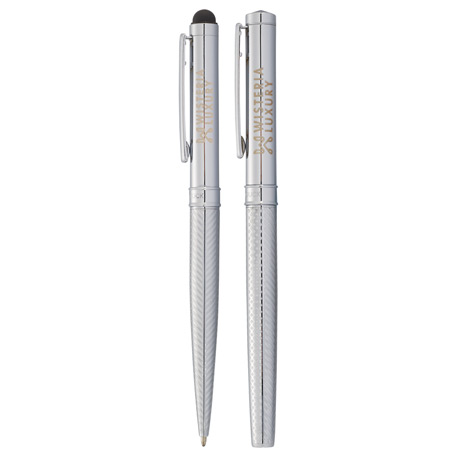 Cutter & Buck Empire Stylus Pen Set, 7070-10,