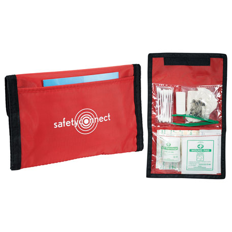 StaySafe First Aid Kit, 1400-83 - 1 Colour Imprint