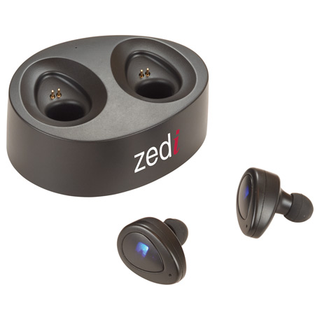 Micro True Wireless Earbuds & Powercase, 7199-99 - 1 Colour Imprint