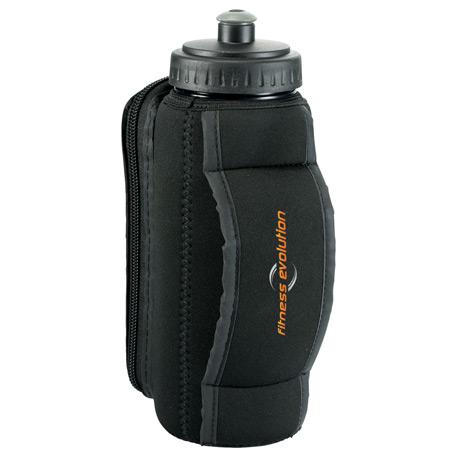 Slazenger Handheld Sport Bottle with Phone holder, 6050-54, 1 Colour Imprint
