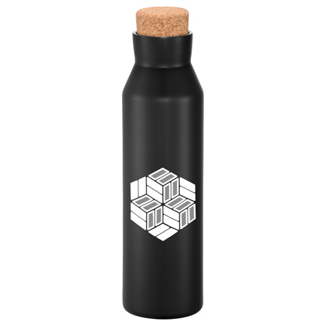 Norse Copper Vacuum Insulated Bottle 20oz, 1626-01, Laser Engraved Imprint