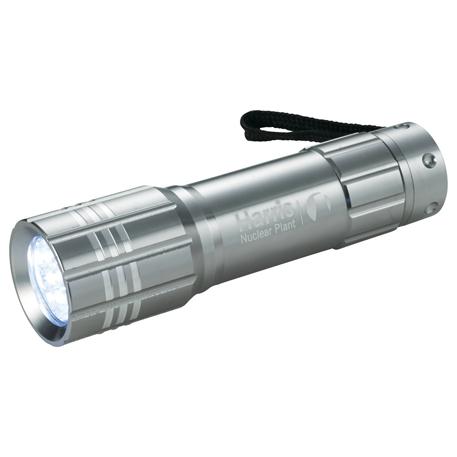 Flare 8 LED Max Flashlight, 1226-12 - Laser Engraved Imprint
