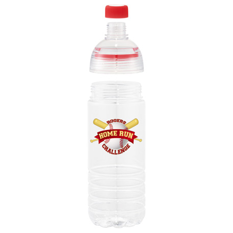 The Tritan Water Bottle 24oz, 1623-04, 1 Colour Imprint