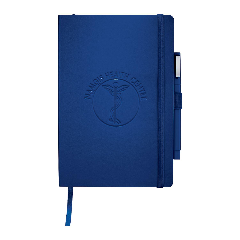 Nova Soft Bound JournalBook Bundle Set, 7200-19 - 1 Colour Imprint