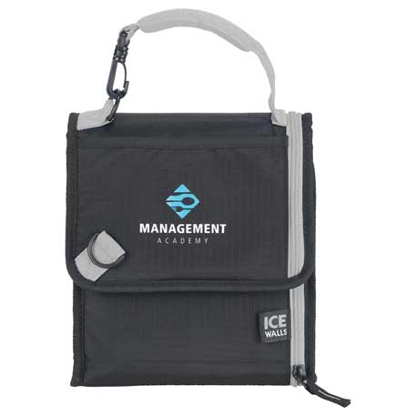 Arctic Zone(R) Ice Wall Lunch Cooler, 3860-44, 1 Colour Imprint