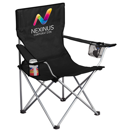 Game Day Event Chair, 1070-13 - 1 Colour Imprint