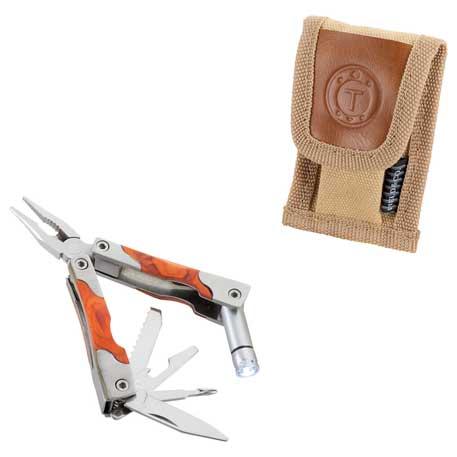 Field & Co. Mini Multi-Tool, 7950-91 - Debossed Imprint