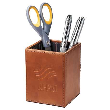 Cutter & Buck(R) Legacy Pen Cup, 9830-22, Deboss Imprint