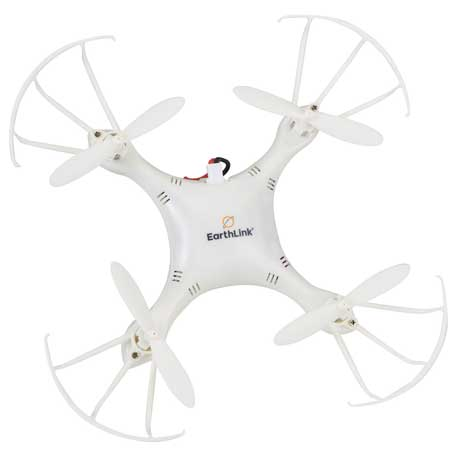 Remote Control Flying Drone, 7199-81 - 1 Colour Imprint