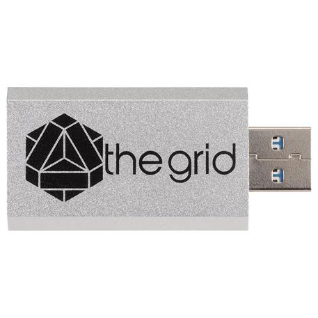 MFI Certified 32GB Flash Drive, 1691-87 - Laser Engraved Imprint